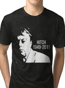 Christopher Hitchens - Hitch Memorial Tri-blend T-Shirt