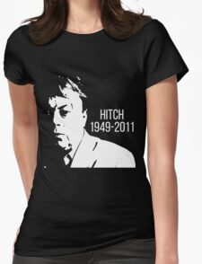 Christopher Hitchens - Hitch Memorial Womens Fitted T-Shirt