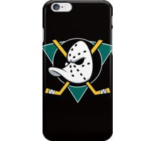 anaheim ducks iPhone Case/Skin