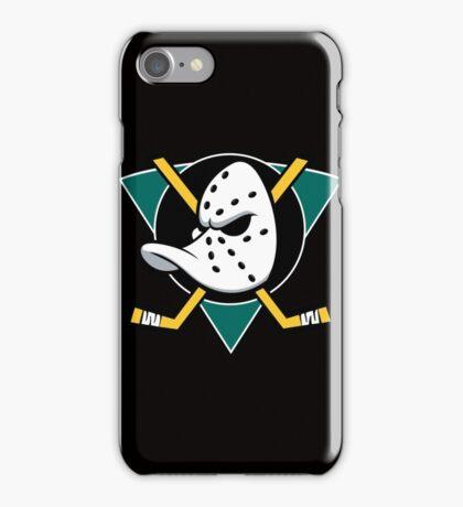 anaheim ducks iPhone Case/Skin