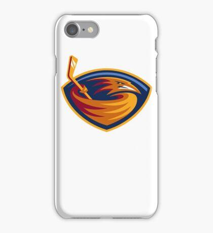 atlanta trasher iPhone Case/Skin