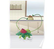 Pokemon: Ivysaur Poster