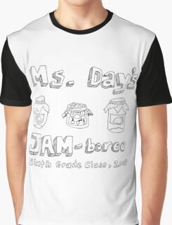 Ms. Day's Jam-boree 2009 - New Girl Graphic T-Shirt