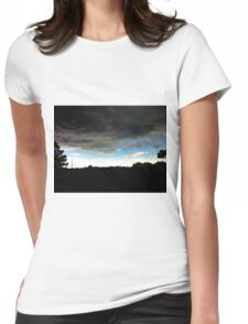 Mississippi Sky Womens Fitted T-Shirt