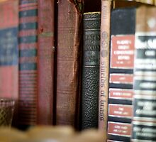 For the Love of Vintage Books by pdgraphics