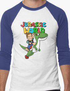 Super Jurassic Shirt Men's Baseball ¾ T-Shirt