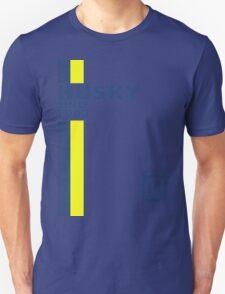 Husky Retro  T-Shirt