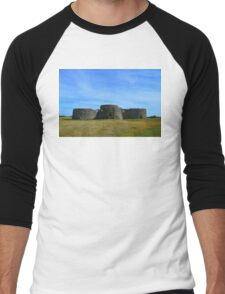 Camber Castle Men's Baseball ¾ T-Shirt