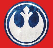 Rebel Alliance Starbird Kids Tee
