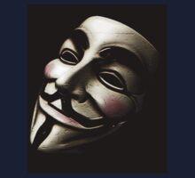 V for Vendetta Kids Clothes