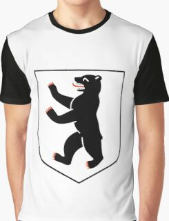 Coat of Arms of Berlin Graphic T-Shirt