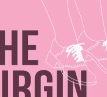 The Virgin Suicides film poster Sticker