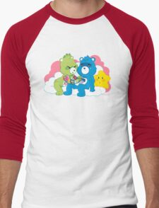 Care Bears Ink Men's Baseball ¾ T-Shirt