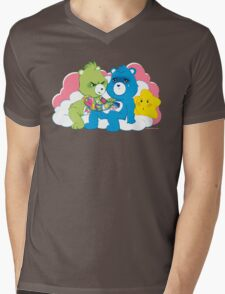 Care Bears Ink Mens V-Neck T-Shirt