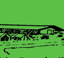 WRYC Logo (Classic Green) Sticker