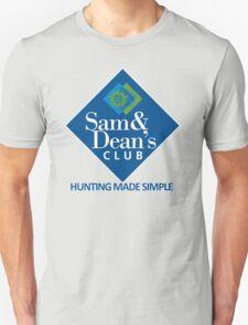 Sam & Dean's Club T-Shirt