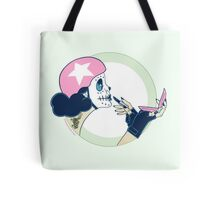 Drag Strip Courage & Compacts Tote Bag