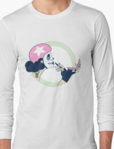 Drag Strip Courage & Compacts Long Sleeve T-Shirt