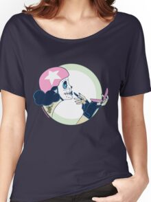 Drag Strip Courage & Compacts Women's Relaxed Fit T-Shirt
