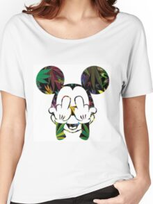 Mary Jane Mouse Women's Relaxed Fit T-Shirt