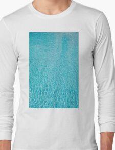 Ripples of a Summer Long Gone Long Sleeve T-Shirt