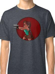 Tomb Raider- Lara Croft Classic T-Shirt
