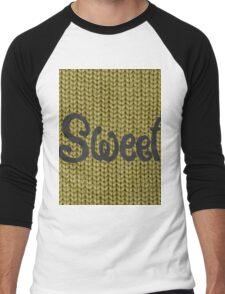 sweet green  Men's Baseball ¾ T-Shirt
