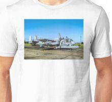 Grumman OV-1D Mohawk 67-18905 Unisex T-Shirt