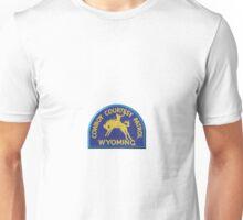Cowboy Courtesy Patrol Wyoming Unisex T-Shirt