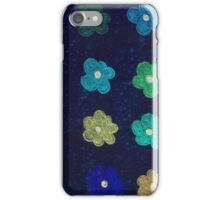 Childhood flowers iPhone Case/Skin