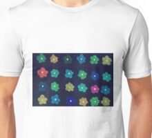 Childhood flowers Unisex T-Shirt