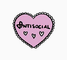 Love heart - Antisocial Classic T-Shirt