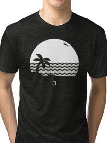 The Neighbourhood beach band Tri-blend T-Shirt