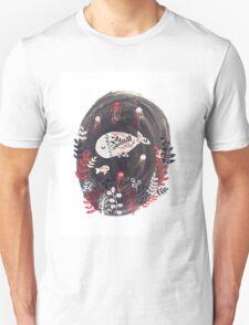 Whale & Jellyfish Sea Unisex T-Shirt