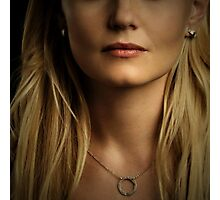Emma Swan (no text) Photographic Print