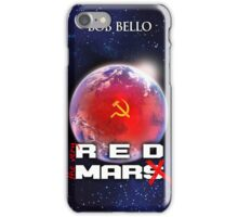 The Very Red Mars iPhone Case/Skin