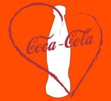 I love coca-cola Kids Tee