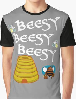 Beesy Beesy Beesy Graphic T-Shirt