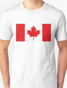 National Flag of Canada T-Shirt