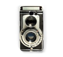 Retro Camera Samsung Galaxy Case/Skin