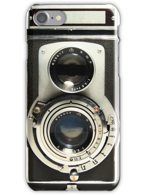 Retro Camera by Ewan Arnolda
