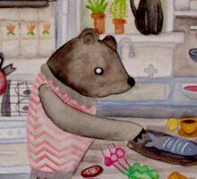 the Bear's Kitchen Sticker