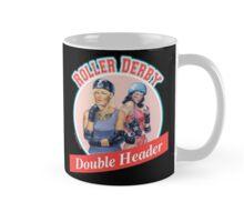 Roller Derby Double Header Mug