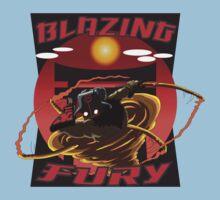 Blazing Fury Baby Tee