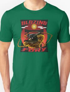 Blazing Fury Unisex T-Shirt