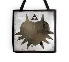 Faded Majora's Mask Tote Bag