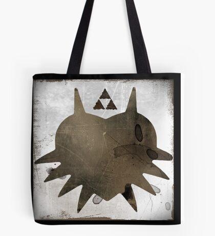 Faded Majora's Mask Tote Bag
