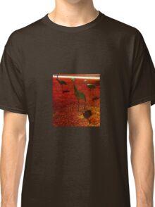 Psychedelic Cranes Classic T-Shirt