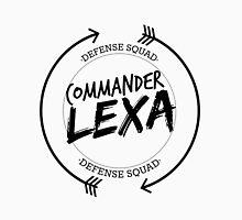 COMMANDER LEXA DEFENSE SQUAD T-Shirt
