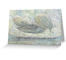 Il Tappeto Volante! Greeting Card